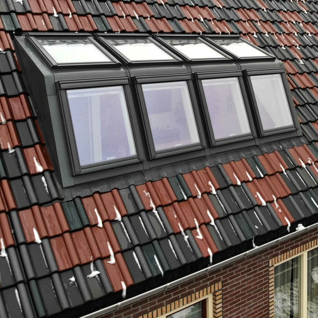 Dakkapellen Modulair | Modulaire dakkapel serre | buitenzijde